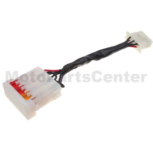 4 l fuse box for cf250cc water cooled atv, go kart, moped & scooter 150cc scooter fuse box at mifinder.co