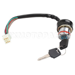 6 wire Key Ignition for ATV & Dirt Bike