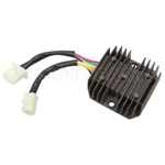 Voltage Regulator for CF250cc ATV, Go Kart, Moped & Scooter