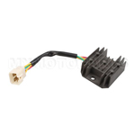 4 wire Voltage Regulator for GY6 150cc & CG 125cc-250cc ATV, Dir