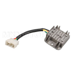 5 wire Voltage Regulator for GY6 150cc & CG 125cc-250cc ATV, Dir