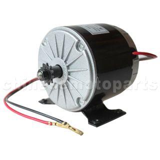 24v 350w united starter motor for electric scooter. Black Bedroom Furniture Sets. Home Design Ideas